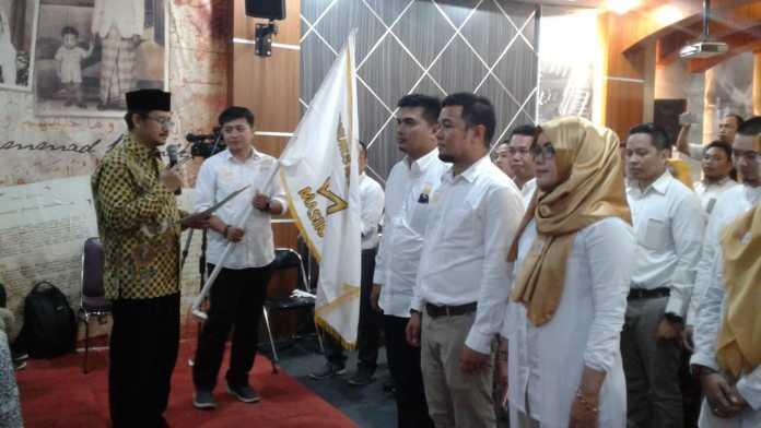 Dilantik, Pengurus Masika ICMI Sulsel Periode 2019-2024