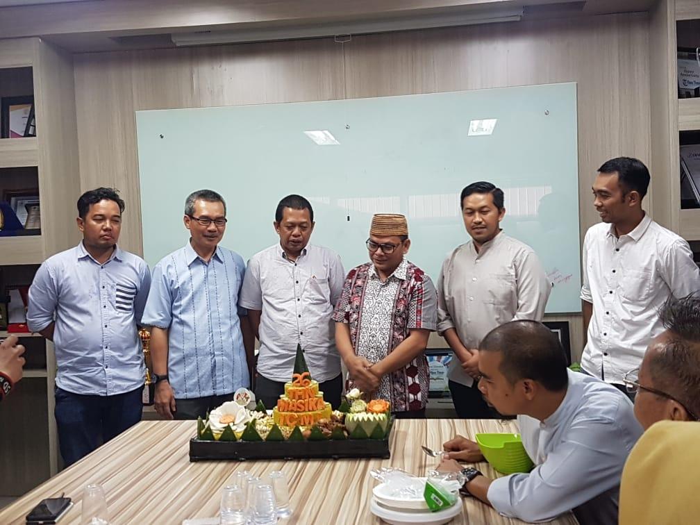Mantan Ketua Masika ICMI Sulawesi Selatan - Milad 26 - 8 Oktober 2019 - Tribun Timur
