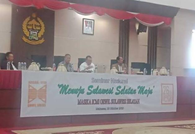 Seminar Masika ICMI Sulsel